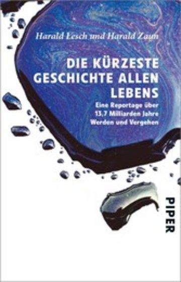 eBook Die kürzeste Geschichte allen Lebens Cover