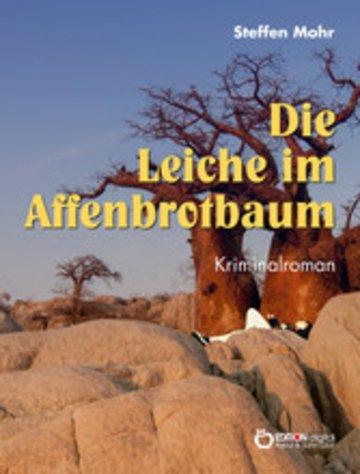 eBook Die Leiche im Affenbrotbaum Cover