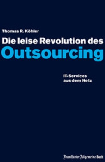 eBook Die leise Revolution des Outsourcing Cover