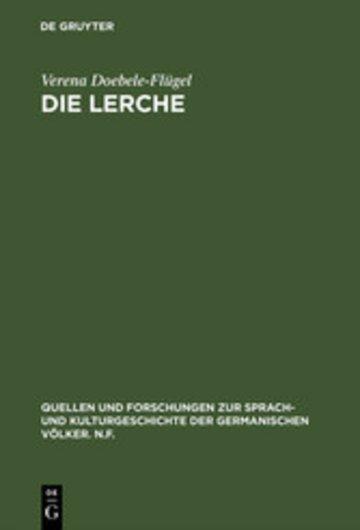 eBook Die Lerche Cover