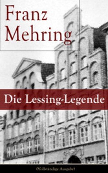 eBook Die Lessing-Legende (Vollständige Ausgabe) Cover