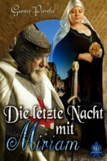 eBook Die letzte Nacht mit Miriam Cover