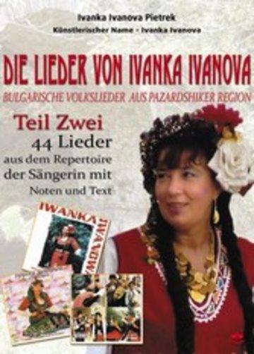 eBook Die Lieder von Ivanka Ivanova Teil Zwei Cover