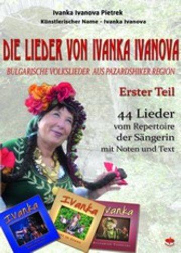 eBook Die Lieder von Ivanka Ivanova Cover