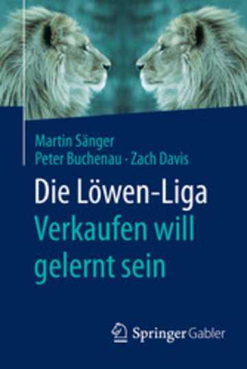eBook Die Löwen-Liga: Verkaufen will gelernt sein Cover