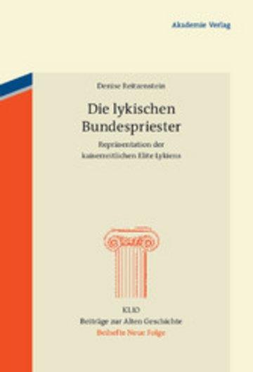 eBook Die lykischen Bundespriester Cover