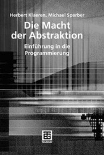 eBook Die Macht der Abstraktion Cover