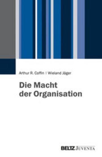 eBook Die Macht der Organisation Cover
