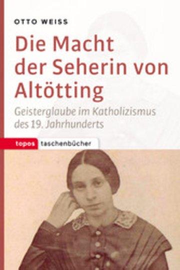 eBook Die Macht der Seherin von Altötting Cover