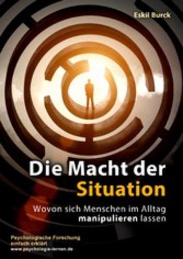 eBook Die Macht der Situation Cover