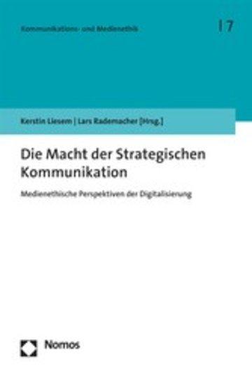 eBook Die Macht der Strategischen Kommunikation Cover