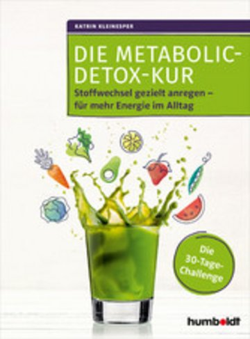 eBook Die Metabolic-Detox-Kur Cover