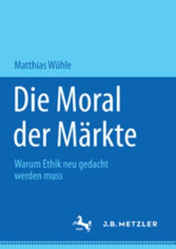 eBook Die Moral der Märkte Cover