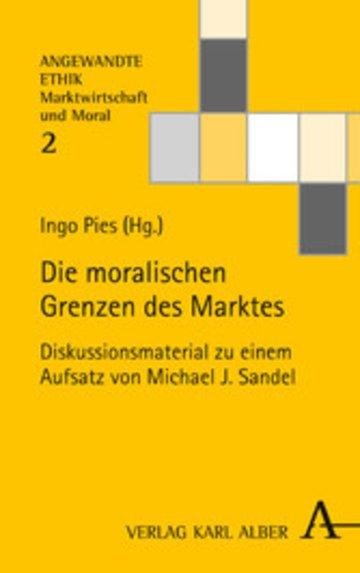 eBook Die moralischen Grenzen des Marktes Cover