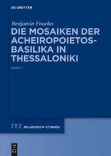 eBook Die Mosaiken der Acheiropoietos-Basilika in Thessaloniki Cover