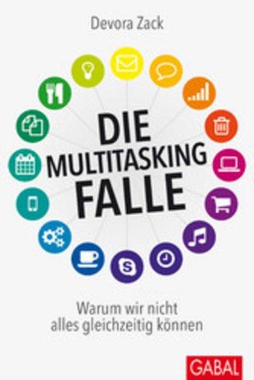eBook Die Multitasking-Falle Cover