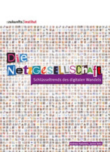 eBook Die Netzgesellschaft Cover