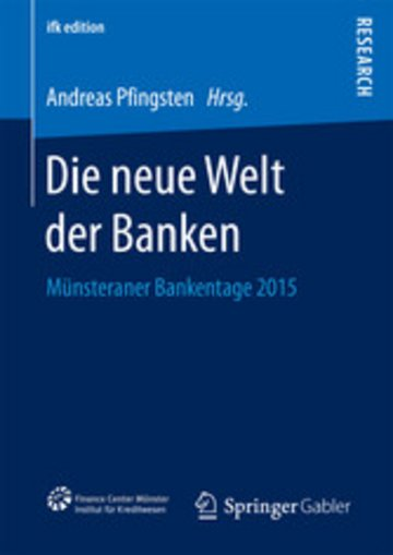 eBook Die neue Welt der Banken Cover