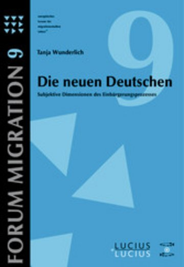 eBook Die neuen Deutschen Cover
