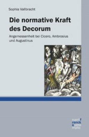 eBook Die normative Kraft des Decorum Cover