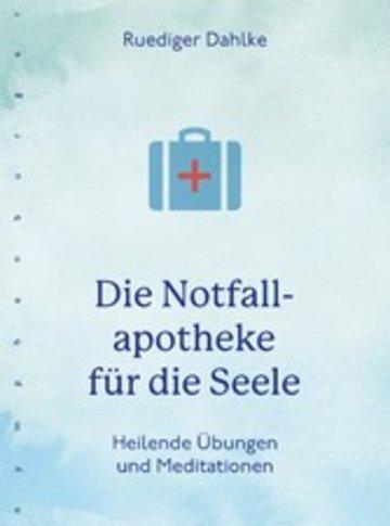 eBook Die Notfallapotheke für die Seele Cover