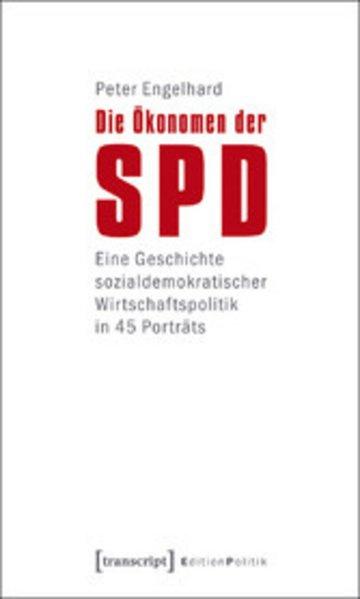 eBook Die Ökonomen der SPD Cover