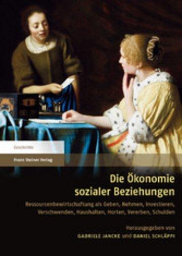 eBook Die Ökonomie sozialer Beziehungen Cover