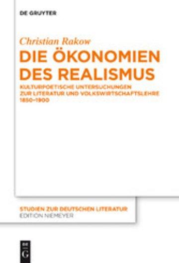 eBook Die Ökonomien des Realismus Cover