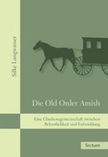 eBook Die Old Order Amish Cover
