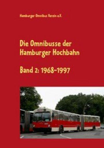 eBook Die Omnibusse der Hamburger Hochbahn Cover