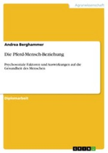eBook Die Pferd-Mensch-Beziehung Cover