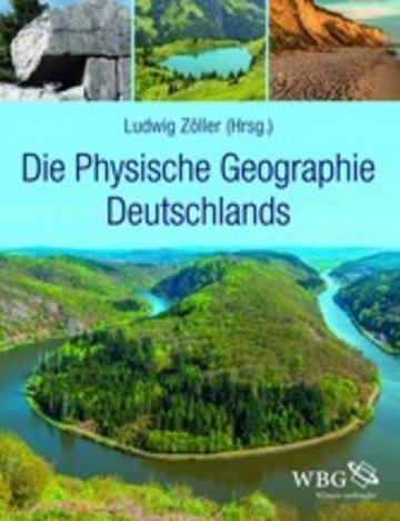 eBook Die Physische Geographie Deutschlands Cover