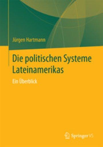 eBook Die politischen Systeme Lateinamerikas Cover