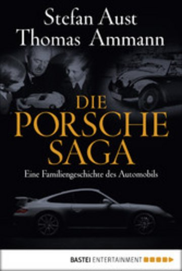 eBook Die Porsche-Saga Cover