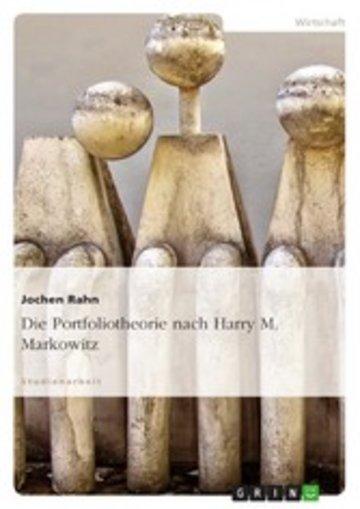 eBook Die Portfoliotheorie nach Harry M. Markowitz Cover