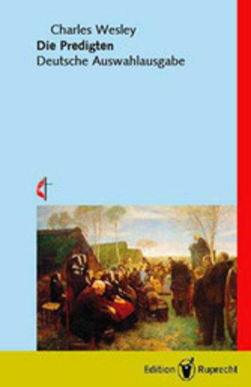 eBook Die Predigten (herausgegeben von Martin E. Brose) Cover