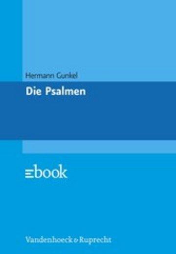 eBook Die Psalmen Cover