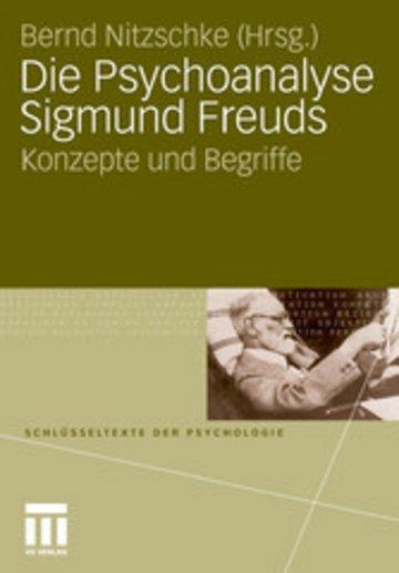 eBook Die Psychoanalyse Sigmund Freuds Cover