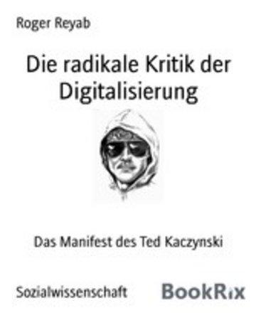 eBook Die radikale Kritik der Digitalisierung Cover