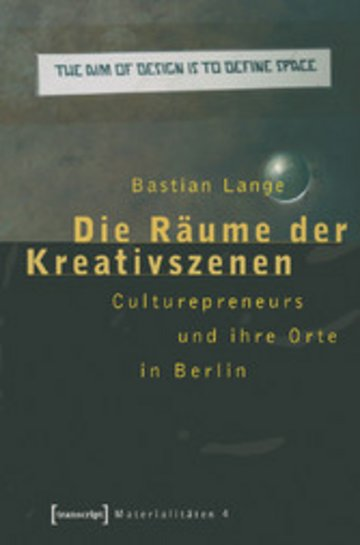 eBook Die Räume der Kreativszenen Cover