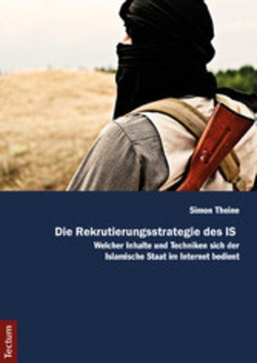 eBook Die Rekrutierungsstrategie des IS Cover