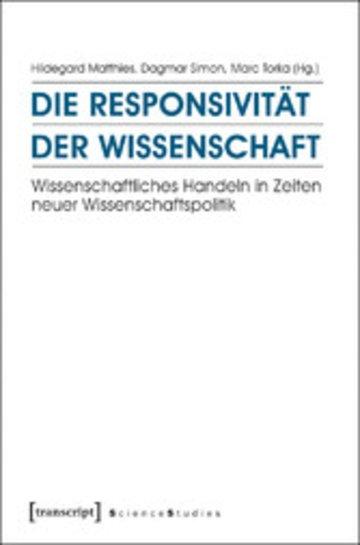 eBook Die Responsivität der Wissenschaft Cover