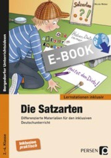 eBook Die Satzarten Cover