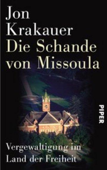 eBook Die Schande von Missoula Cover