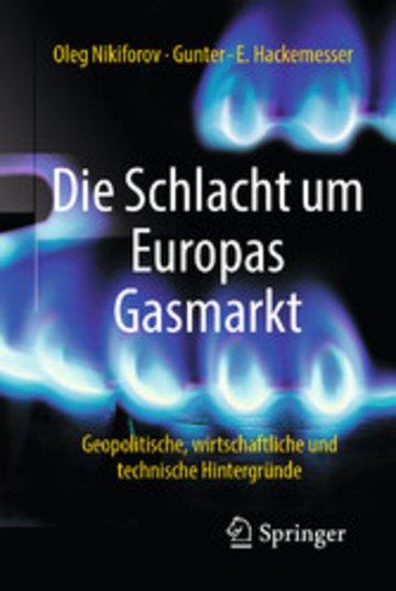 eBook Die Schlacht um Europas Gasmarkt Cover