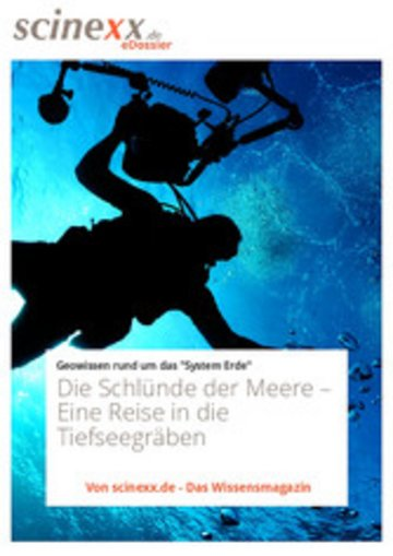 eBook Die Schlünde der Meere Cover