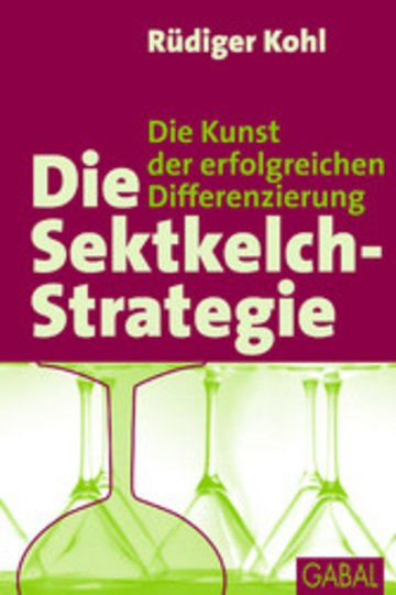 eBook Die Sektkelch-Strategie Cover