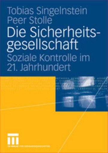 eBook Die Sicherheitsgesellschaft Cover