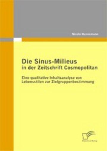eBook Die Sinus-Milieus in der Zeitschrift Cosmopolitan Cover