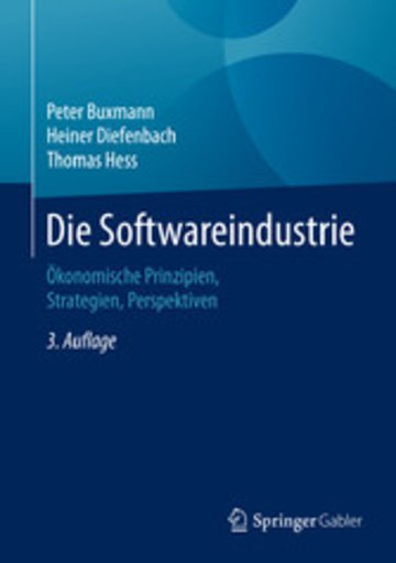 eBook Die Softwareindustrie Cover